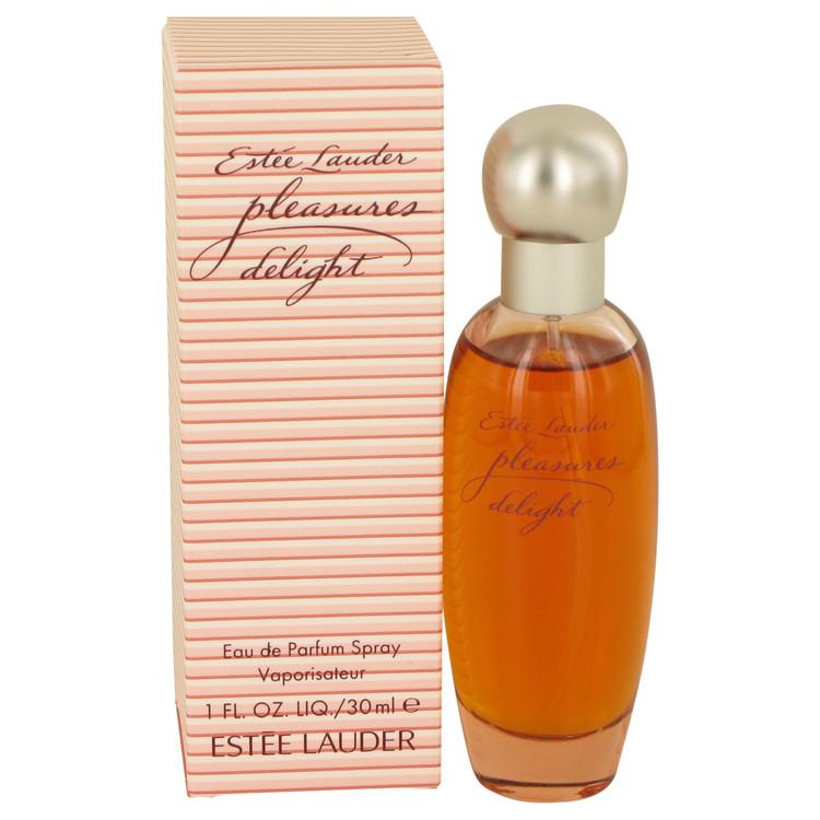 Pleasures Delight by Estee Lauder for Women Eau De Parfum Spray 1 oz