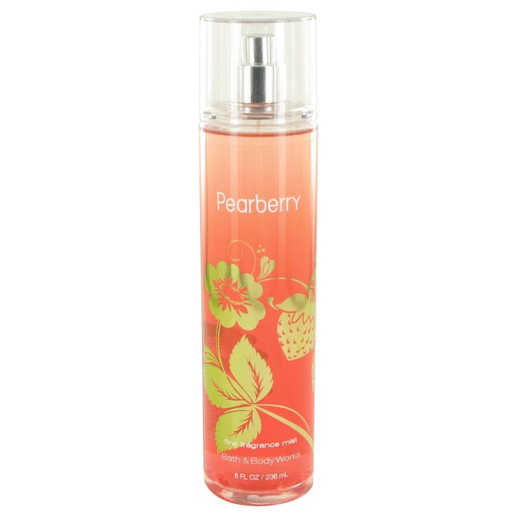 Pearberry by Bath & Body Works for Women Fine Fragrance Mist 8 oz