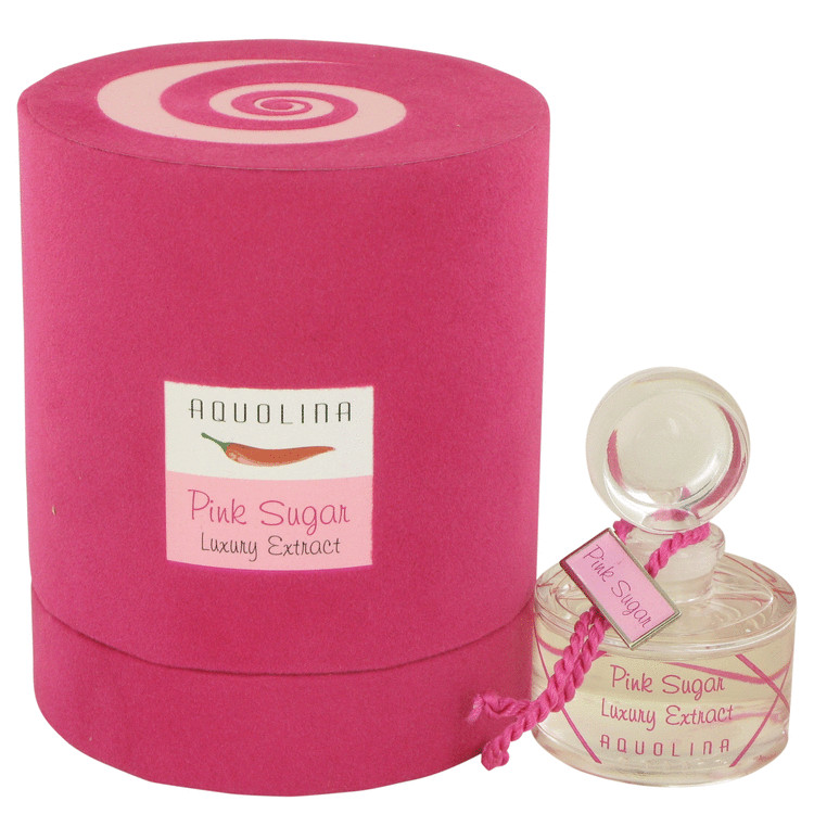 Pink Sugar by Aquolina for Women Pure Perfume Luxury Extract .5 oz