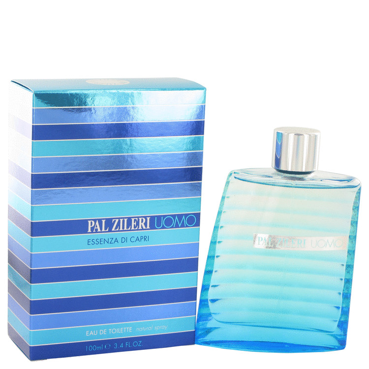 Pal Zileri Uomo Essenza Di Capri by Pal Zileri for Men Eau De Toilette Spray 3.4 oz