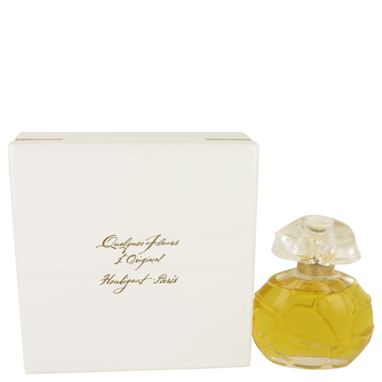 QUELQUES FLEURS by Houbigant for Women Pure Perfume Extract 3.4 oz