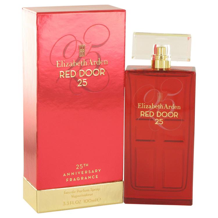 RED DOOR by Elizabeth Arden for Women Eau De Parfum Spray (25th Anniversary Limited Edition) 3.4 oz