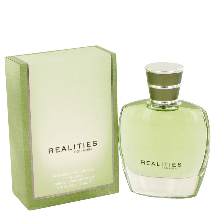 Realities (New) by Liz Claiborne for Men Cologne Spray 1.7 oz