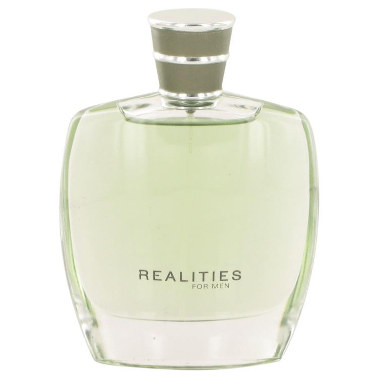 Realities (New) by Liz Claiborne for Men Eau De Cologne Spray (unboxed) 3.4 oz