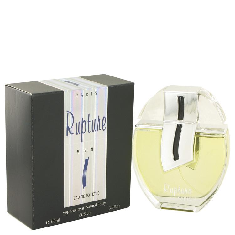 Rupture by YZY Perfume for Men Eau De Toilette Spray 3.4 oz
