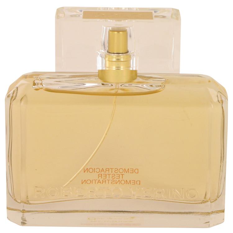 Roberto Verino Gold by Roberto Verino for Women Eau De Parfum Spray (Tester) 3 oz