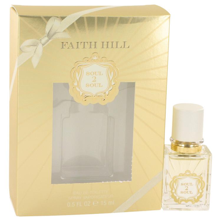 Soul 2 Soul by Faith Hill & Tim Mcgraw for Women Eau De Toilette Spray .5 oz