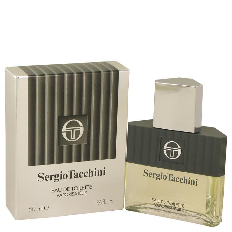 Sergio Tacchini by Sergio Tacchini for Men Eau De Toilette Spray 1.7 oz