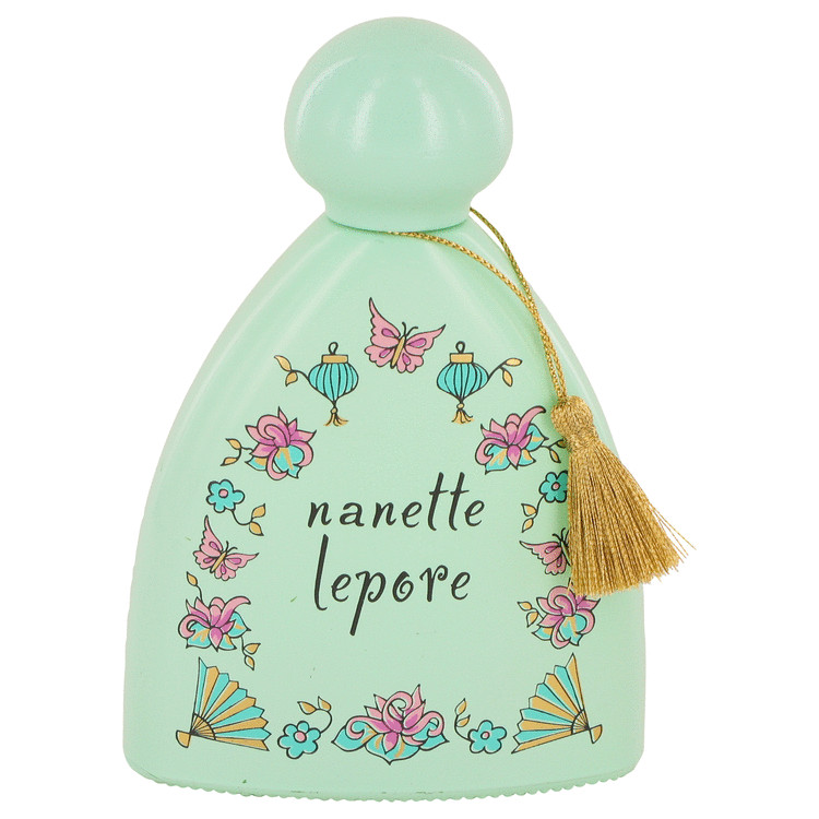 Shanghai Butterfly by Nanette Lepore for Women Eau De Parfum Spray (Unboxed) 3.4 oz