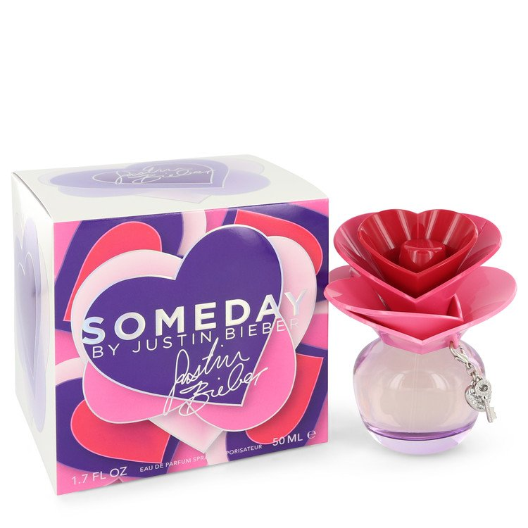 Someday by Justin Bieber for Women Eau De Parfum Spray 1.7 oz