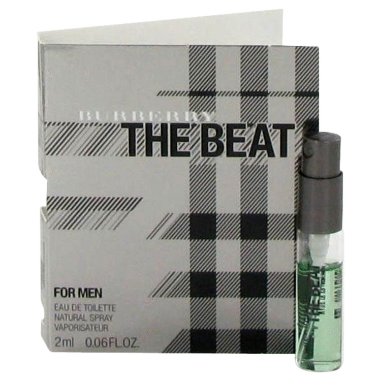 The Beat by Burberry for Men Vial (Sample) .06 oz