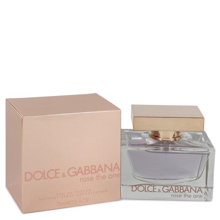 Rose The One by Dolce & Gabbana for Women Eau De Parfum Spray 2.5 oz