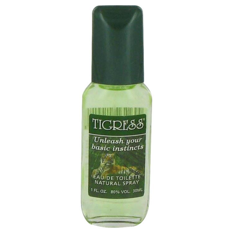 Tigress Captivates by Fragrances of France for Women Eau De Toilette Spray (unboxed) 1 oz