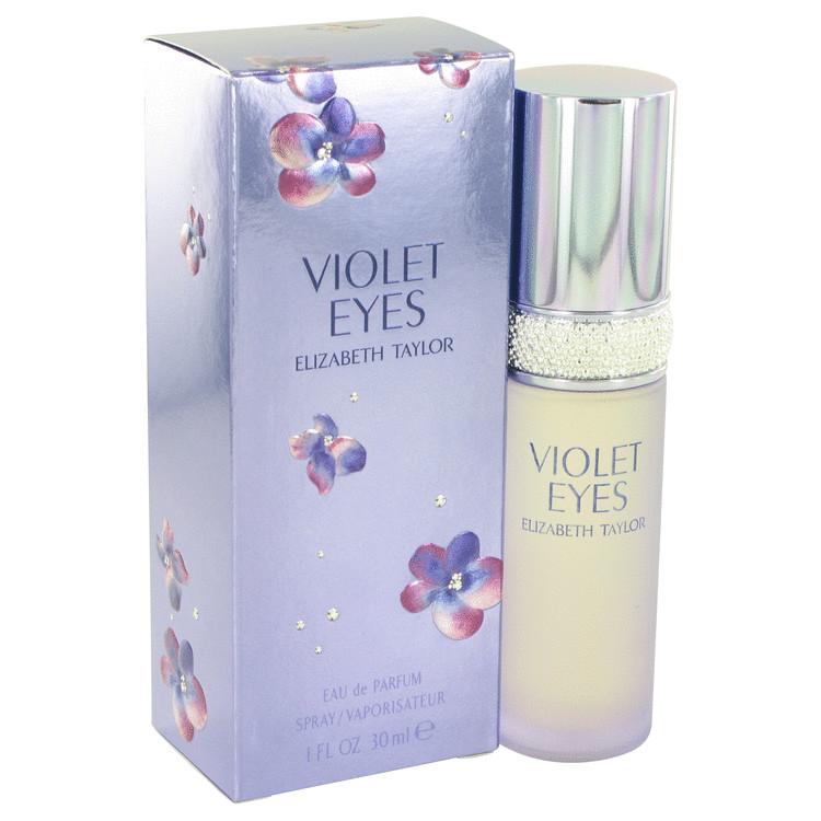Violet Eyes by Elizabeth Taylor for Women Eau De Parfum Spray 1 oz