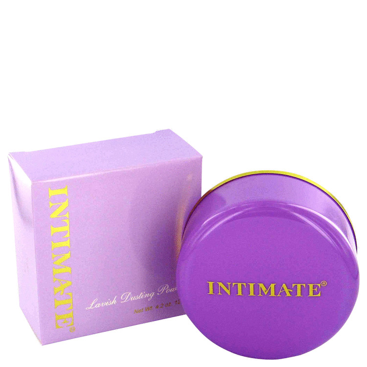 INTIMATE by Jean Philippe for Women Dusting Powder 4.2 oz