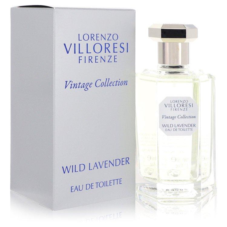 Lorenzo Villoresi Firenze Wild Lavender by Lorenzo Villoresi Firenze for Men Eau De Toilette Spray 3.3 oz