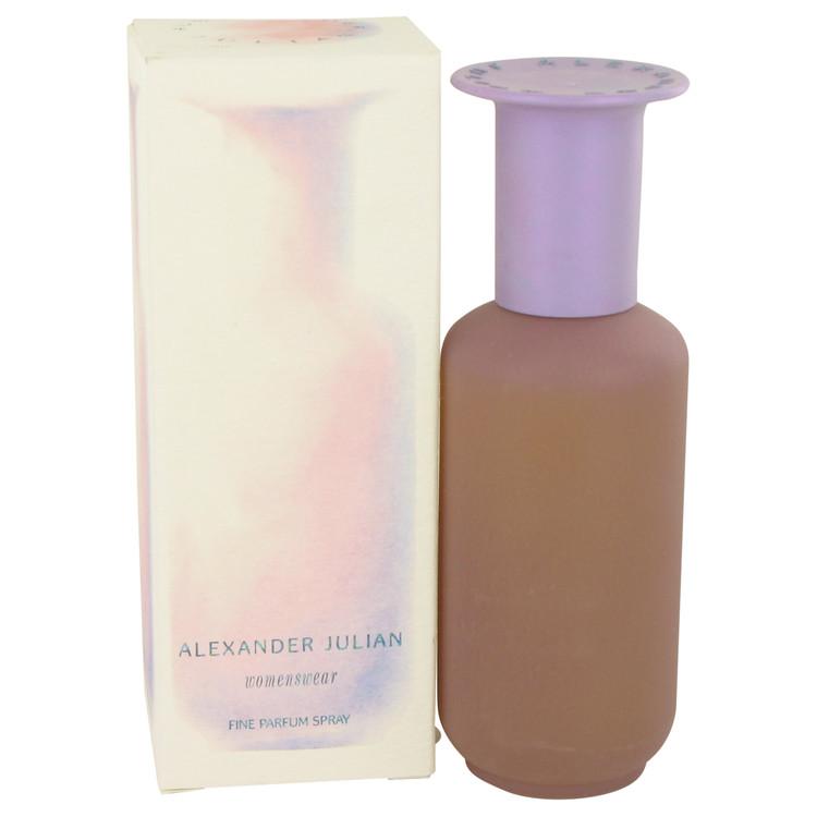 Womenswear by Alexander Julian for Women Fine Perfume Spray 4 oz