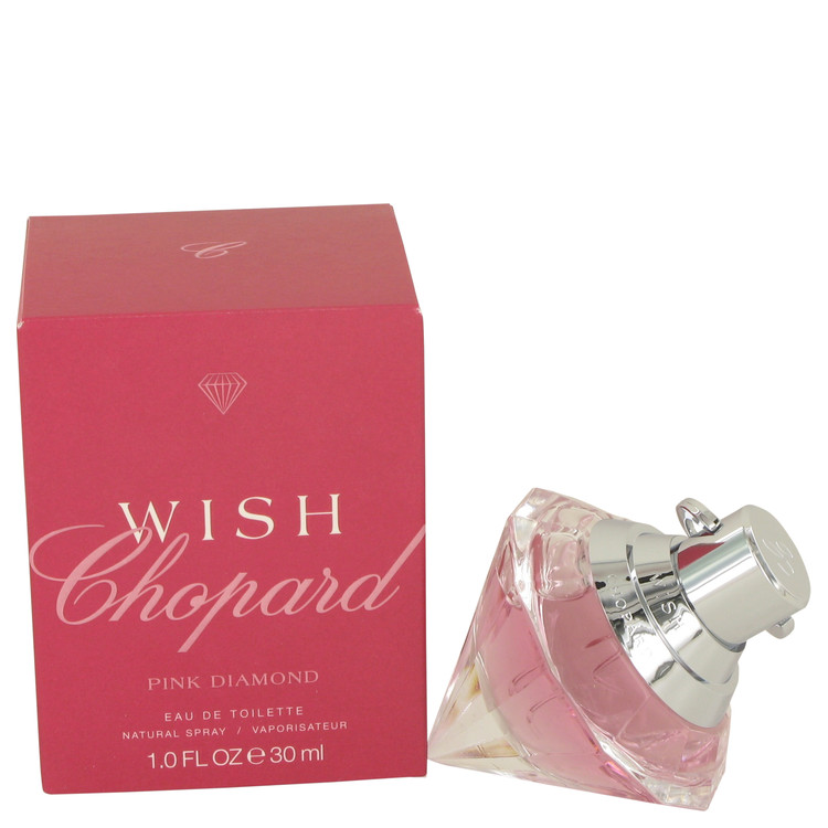 Wish Pink Diamond by Chopard for Women Eau De Toilette Spray 1 oz