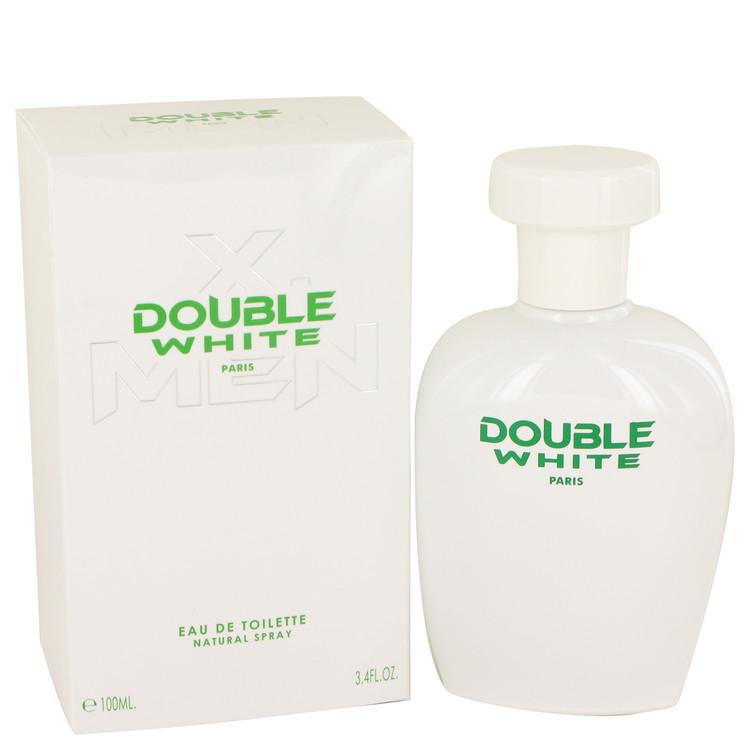 X-Men Double White by Marvel for Men Eau De Toilette Spray 3.4 oz