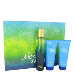 Mambo Mix by Liz Claiborne Men's Gift Set -- 3.4 oz Eau De Cologne Spray + 3.4 oz After Shave Soother + 3.4 oz Shower Gel