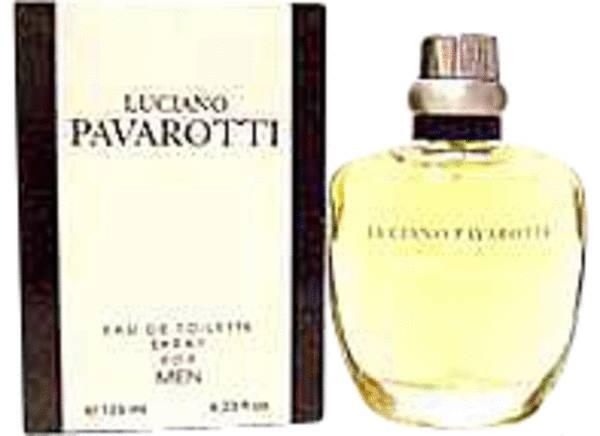 Pavarotti Donna Cologne