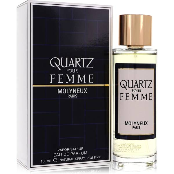 Quartz Perfume By Molyneux Fragrancexcom