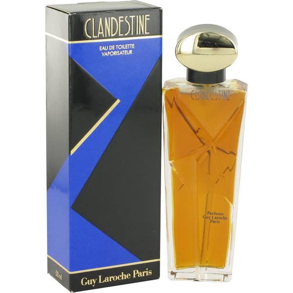 Clandestine Perfume