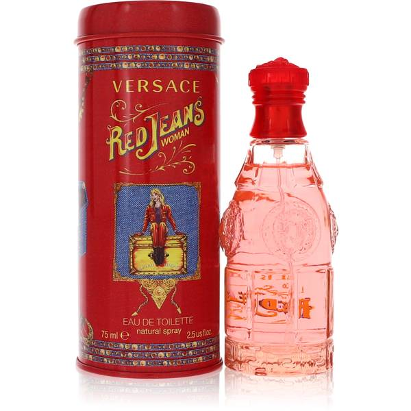 Red Jeans Perfume for Women by Versace