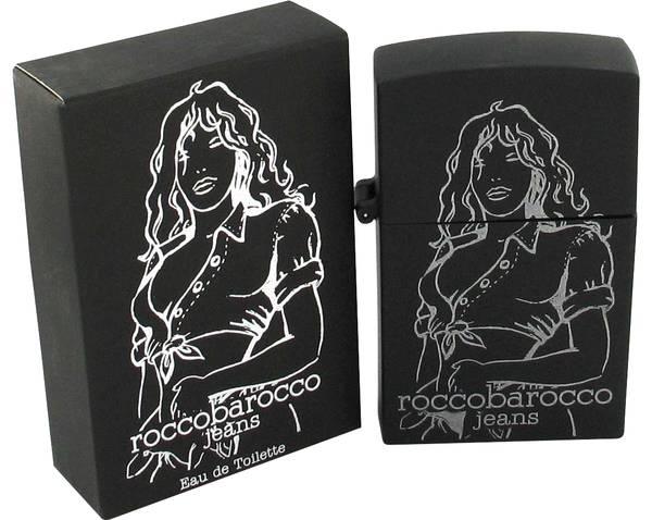 Roccobarocco Black Jeans Perfume