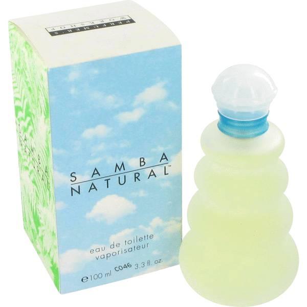 Samba Natural Perfume