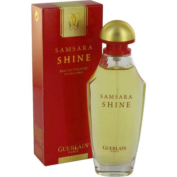 Samsara Shine Perfume