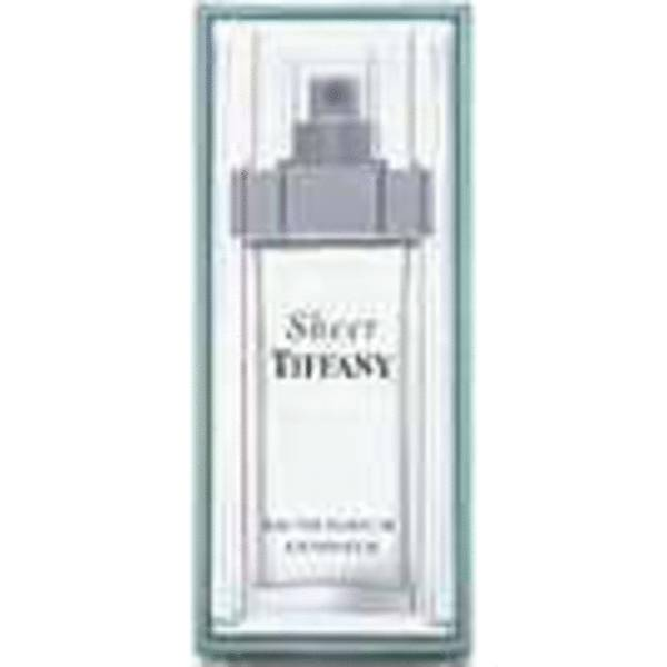 Sheer Tiffany Perfume