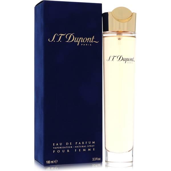 St Dupont Perfume