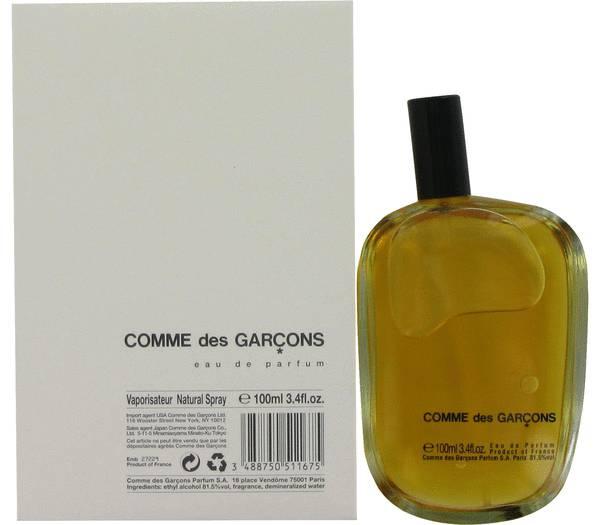 Comme Des Garcons Perfume