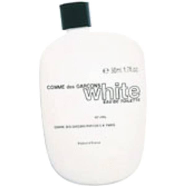 Comme Des Garcons White Perfume