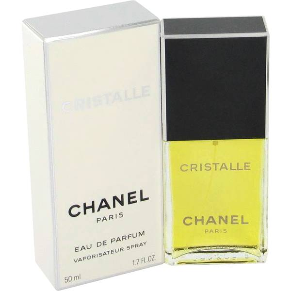 Cristalle Perfume
