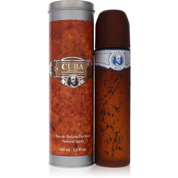 Cuba Blue Cologne