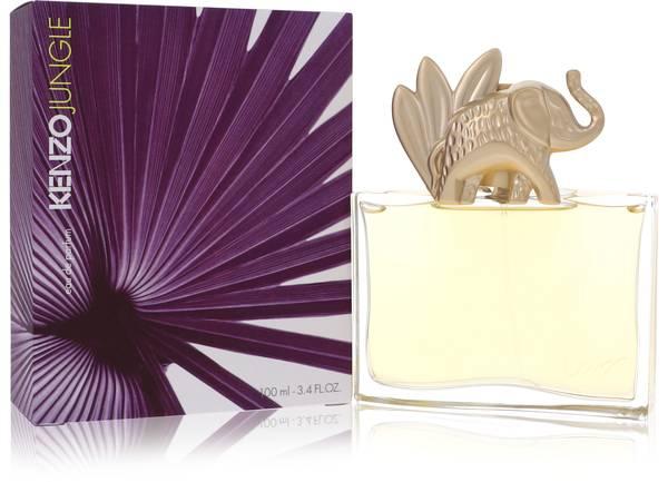 Kenzo Jungle Elephant Perfume