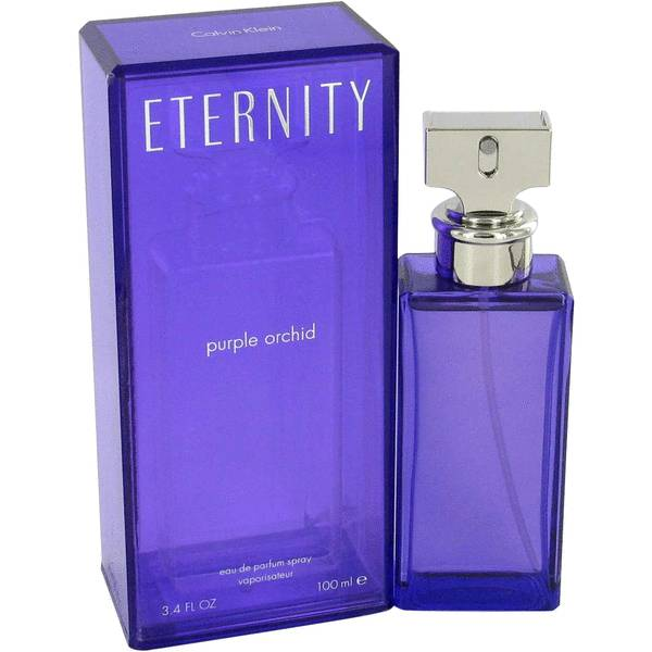 Eternity Purple Orchid Perfume