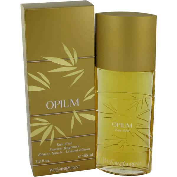 Opium D'ete Summer Perfume