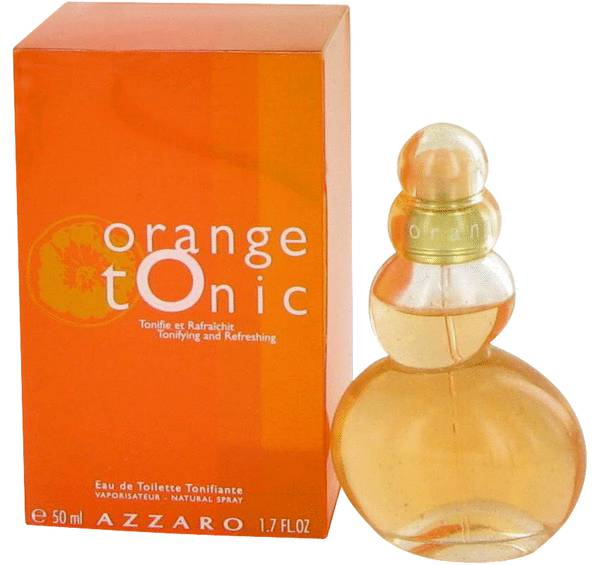 Azzaro Orange Tonic Perfume