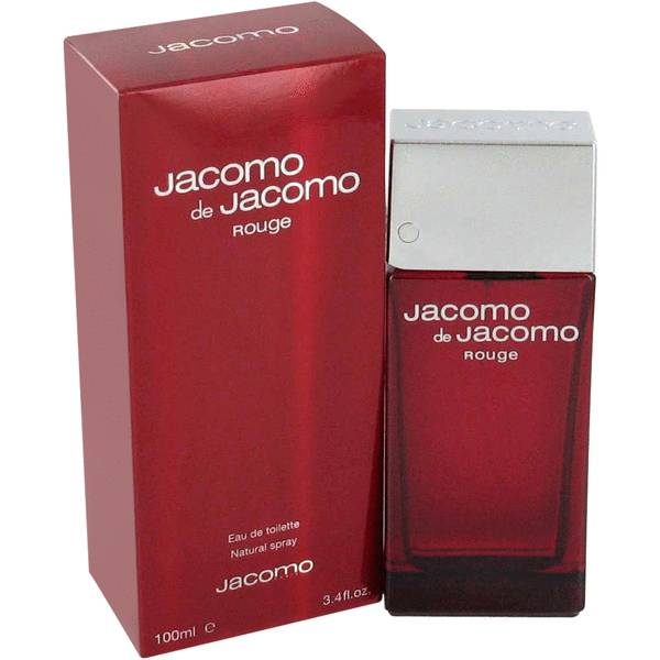 Jacomo De Jacomo Rouge Cologne