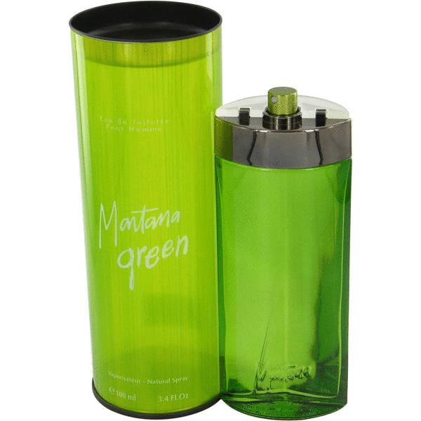 Montana Green Cologne