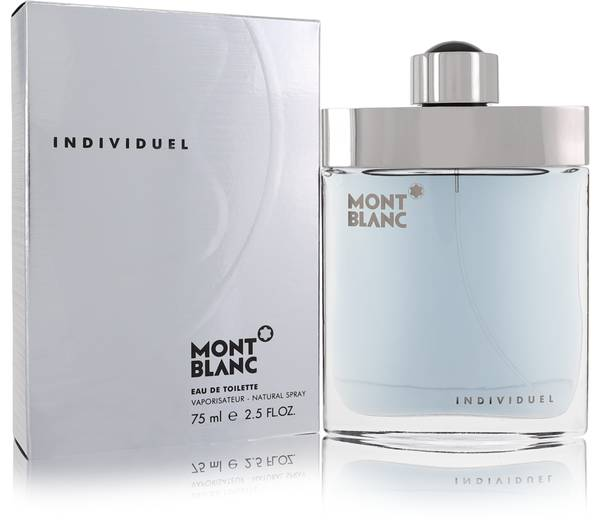 individuelle cologne for men by mont blanc. Black Bedroom Furniture Sets. Home Design Ideas