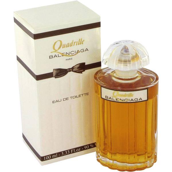 Quadrille Perfume