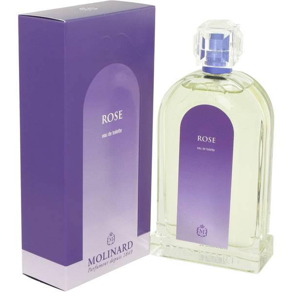 Les Senteurs Rose Perfume
