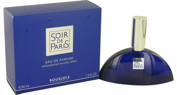 Soir De Paris Perfume By Bourjois Fragrancexcom