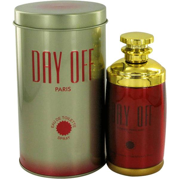 Day Off Red Perfume