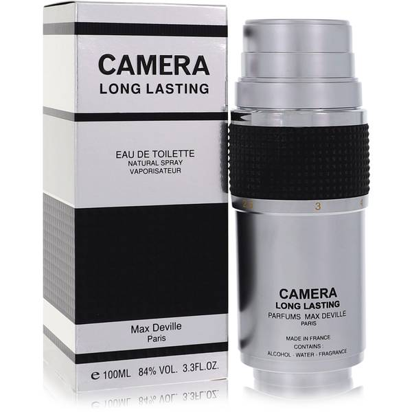 Camera Long Lasting Cologne