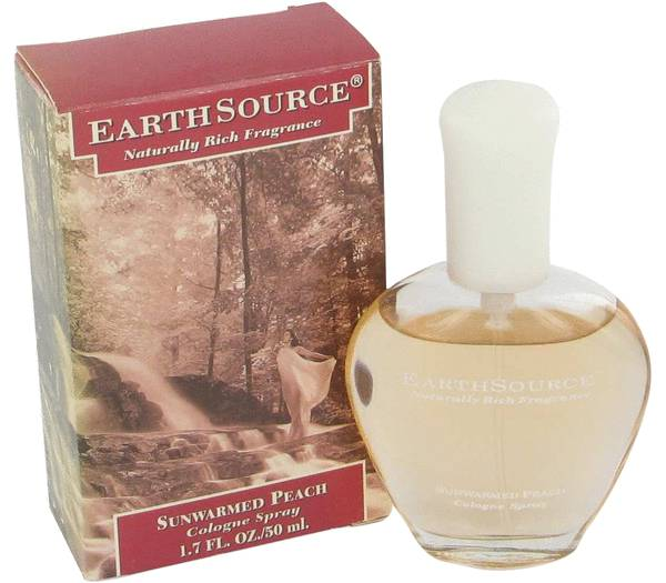 Sun Warmed Peach Perfume
